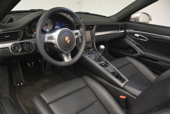 Used 2013 Porsche 911 Carrera S for sale Sold at Bentley Greenwich in Greenwich CT 06830 19