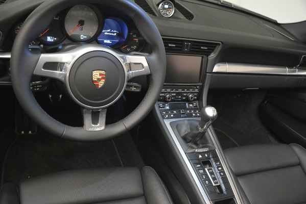 Used 2013 Porsche 911 Carrera S for sale Sold at Bentley Greenwich in Greenwich CT 06830 23