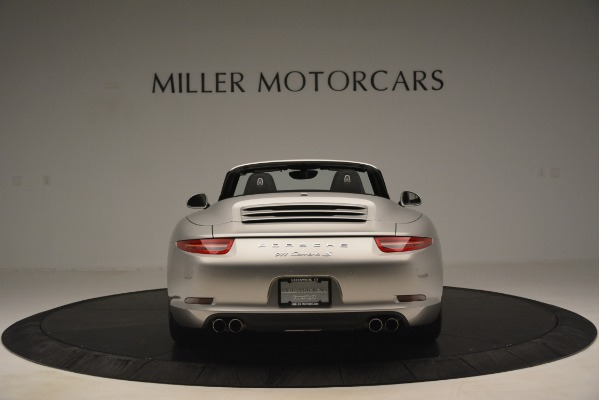 Used 2013 Porsche 911 Carrera S for sale Sold at Bentley Greenwich in Greenwich CT 06830 6