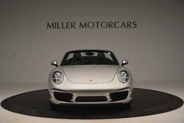 Used 2013 Porsche 911 Carrera S for sale Sold at Bentley Greenwich in Greenwich CT 06830 7