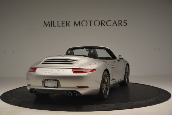 Used 2013 Porsche 911 Carrera S for sale Sold at Bentley Greenwich in Greenwich CT 06830 8