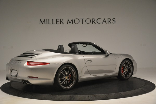 Used 2013 Porsche 911 Carrera S for sale Sold at Bentley Greenwich in Greenwich CT 06830 9