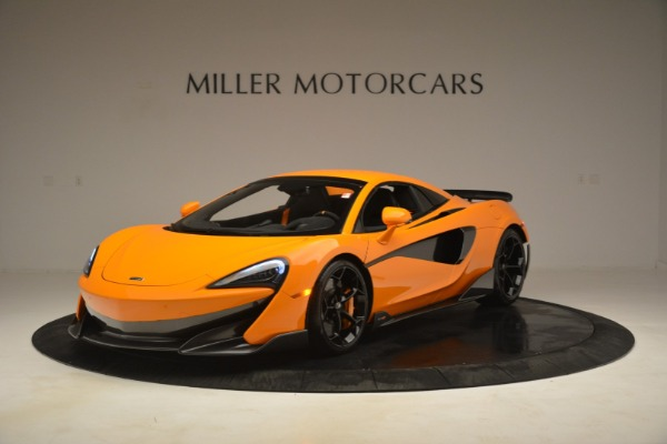New 2020 McLaren 600LT Spider Convertible for sale Sold at Bentley Greenwich in Greenwich CT 06830 15