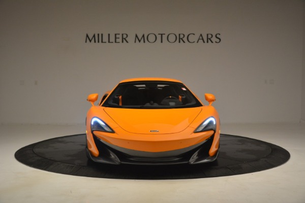 New 2020 McLaren 600LT Spider Convertible for sale Sold at Bentley Greenwich in Greenwich CT 06830 22