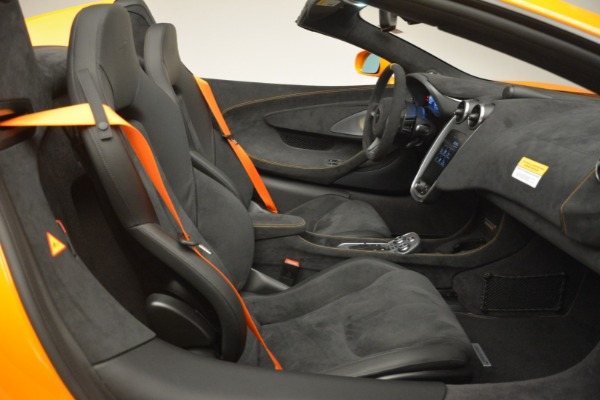 New 2020 McLaren 600LT Spider Convertible for sale Sold at Bentley Greenwich in Greenwich CT 06830 28