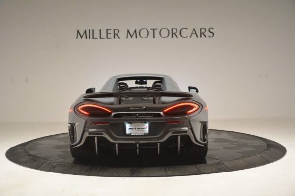 New 2020 McLaren 600LT Spider Convertible for sale Sold at Bentley Greenwich in Greenwich CT 06830 18
