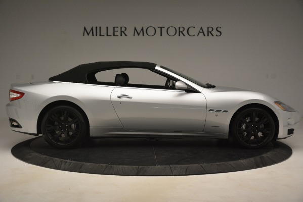 Used 2016 Maserati GranTurismo for sale Sold at Bentley Greenwich in Greenwich CT 06830 17