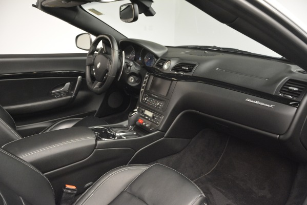 Used 2016 Maserati GranTurismo for sale Sold at Bentley Greenwich in Greenwich CT 06830 24