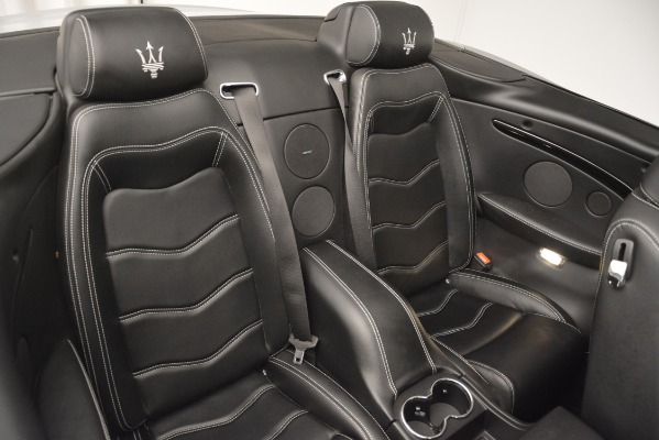 Used 2016 Maserati GranTurismo for sale Sold at Bentley Greenwich in Greenwich CT 06830 27