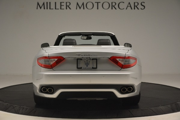 Used 2016 Maserati GranTurismo for sale Sold at Bentley Greenwich in Greenwich CT 06830 6