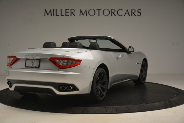 Used 2016 Maserati GranTurismo for sale Sold at Bentley Greenwich in Greenwich CT 06830 7
