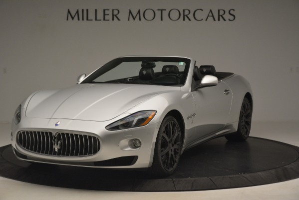 Used 2016 Maserati GranTurismo for sale Sold at Bentley Greenwich in Greenwich CT 06830 1