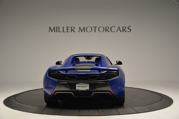 Used 2015 McLaren 650S Spider Convertible for sale Sold at Bentley Greenwich in Greenwich CT 06830 17