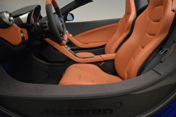 Used 2015 McLaren 650S Spider Convertible for sale Sold at Bentley Greenwich in Greenwich CT 06830 23