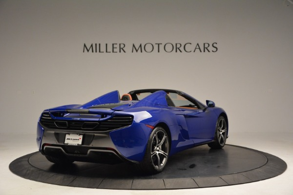 Used 2015 McLaren 650S Spider Convertible for sale Sold at Bentley Greenwich in Greenwich CT 06830 7