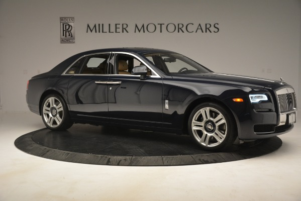 Used 2015 Rolls-Royce Ghost for sale Sold at Bentley Greenwich in Greenwich CT 06830 13