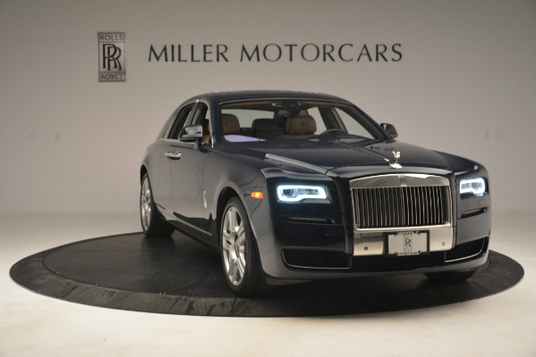 Used 2015 Rolls-Royce Ghost for sale Sold at Bentley Greenwich in Greenwich CT 06830 15