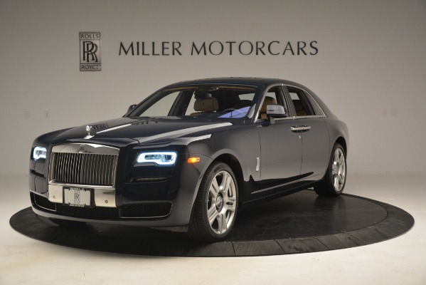Used 2015 Rolls-Royce Ghost for sale Sold at Bentley Greenwich in Greenwich CT 06830 3