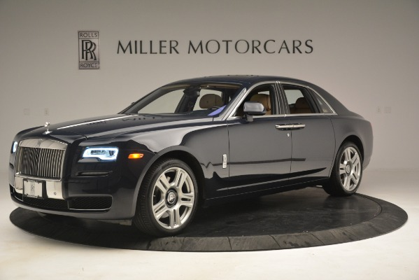 Used 2015 Rolls-Royce Ghost for sale Sold at Bentley Greenwich in Greenwich CT 06830 4