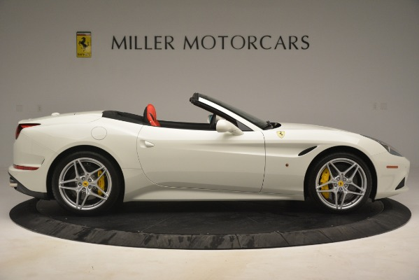 Used 2016 Ferrari California T for sale Sold at Bentley Greenwich in Greenwich CT 06830 9