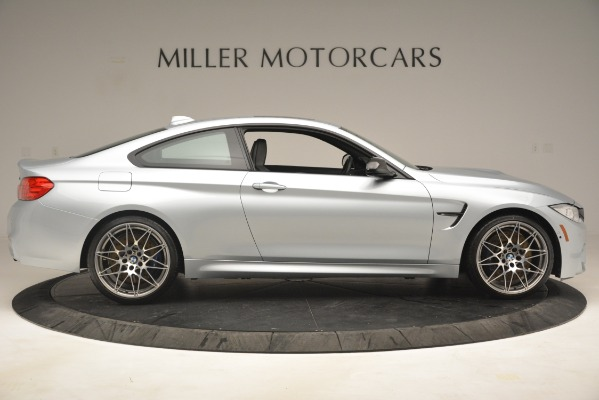 Used 2017 BMW M4 Competition PKG for sale Sold at Bentley Greenwich in Greenwich CT 06830 10