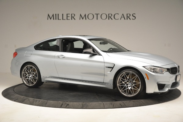 Used 2017 BMW M4 Competition PKG for sale Sold at Bentley Greenwich in Greenwich CT 06830 11