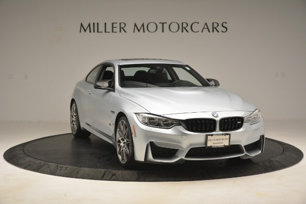 Used 2017 BMW M4 Competition PKG for sale Sold at Bentley Greenwich in Greenwich CT 06830 12