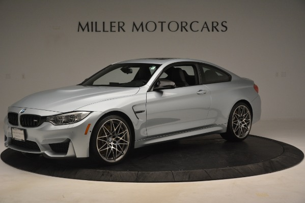 Used 2017 BMW M4 Competition PKG for sale Sold at Bentley Greenwich in Greenwich CT 06830 2