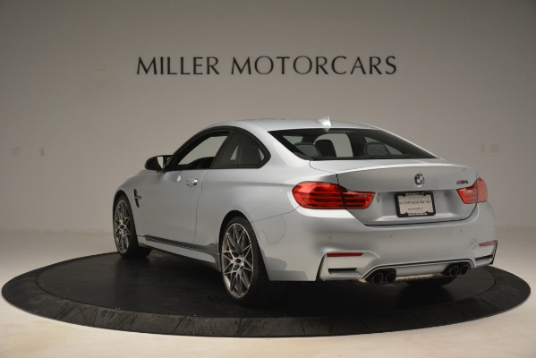 Used 2017 BMW M4 Competition PKG for sale Sold at Bentley Greenwich in Greenwich CT 06830 5