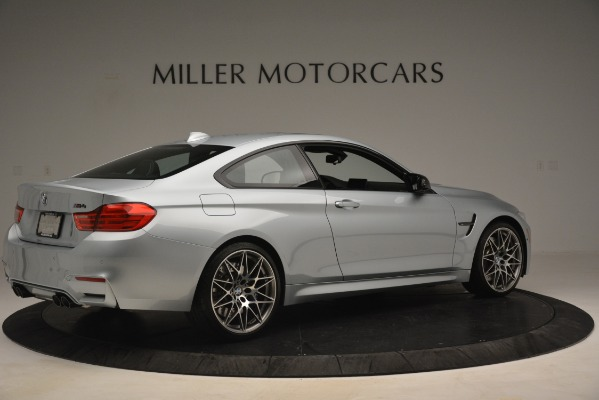 Used 2017 BMW M4 Competition PKG for sale Sold at Bentley Greenwich in Greenwich CT 06830 9