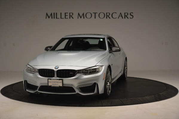 Used 2017 BMW M4 Competition PKG for sale Sold at Bentley Greenwich in Greenwich CT 06830 1