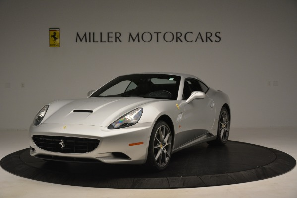Used 2012 Ferrari California for sale Sold at Bentley Greenwich in Greenwich CT 06830 13