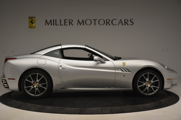 Used 2012 Ferrari California for sale Sold at Bentley Greenwich in Greenwich CT 06830 17