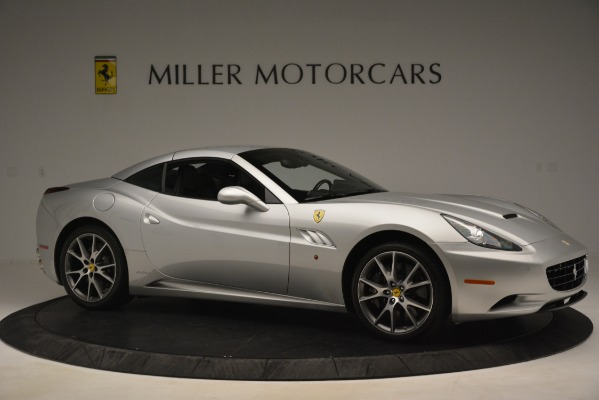 Used 2012 Ferrari California for sale Sold at Bentley Greenwich in Greenwich CT 06830 18