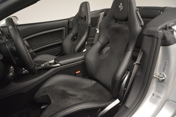 Used 2012 Ferrari California for sale Sold at Bentley Greenwich in Greenwich CT 06830 21