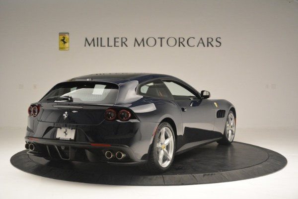 Used 2019 Ferrari GTC4Lusso for sale Sold at Bentley Greenwich in Greenwich CT 06830 7