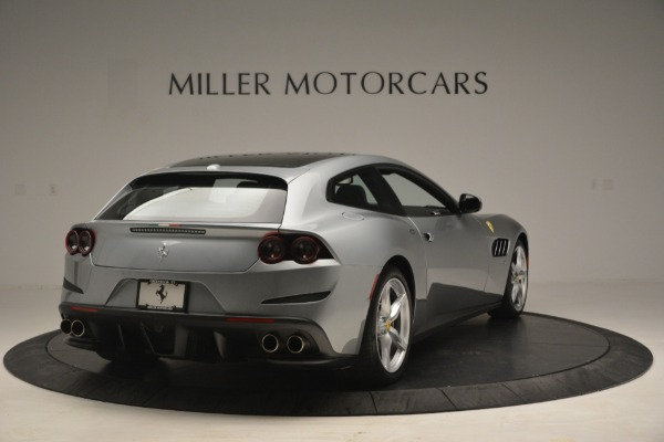 Used 2017 Ferrari GTC4Lusso for sale $219,900 at Bentley Greenwich in Greenwich CT 06830 7