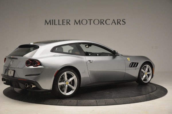Used 2017 Ferrari GTC4Lusso for sale $219,900 at Bentley Greenwich in Greenwich CT 06830 8