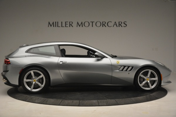 Used 2017 Ferrari GTC4Lusso for sale Sold at Bentley Greenwich in Greenwich CT 06830 9