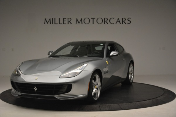 Used 2017 Ferrari GTC4Lusso for sale $219,900 at Bentley Greenwich in Greenwich CT 06830 1