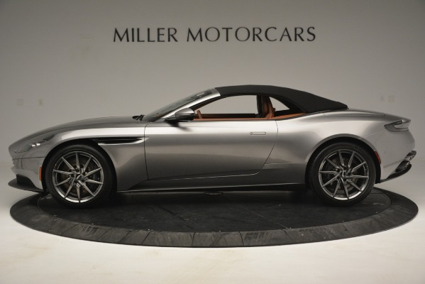 New 2019 Aston Martin DB11 V8 Convertible for sale Sold at Bentley Greenwich in Greenwich CT 06830 14
