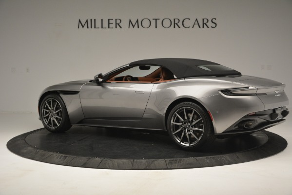 New 2019 Aston Martin DB11 V8 Convertible for sale Sold at Bentley Greenwich in Greenwich CT 06830 15