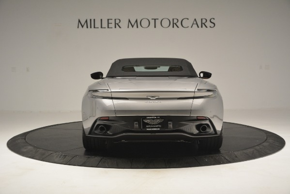 New 2019 Aston Martin DB11 V8 Convertible for sale Sold at Bentley Greenwich in Greenwich CT 06830 17