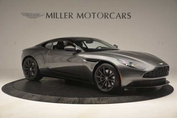 New 2019 Aston Martin DB11 V12 AMR Coupe for sale Sold at Bentley Greenwich in Greenwich CT 06830 10