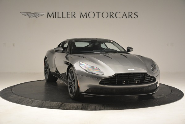 New 2019 Aston Martin DB11 V12 AMR Coupe for sale Sold at Bentley Greenwich in Greenwich CT 06830 11