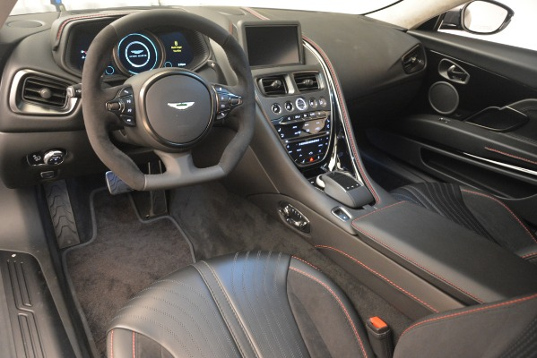 New 2019 Aston Martin DB11 V12 AMR Coupe for sale Sold at Bentley Greenwich in Greenwich CT 06830 13