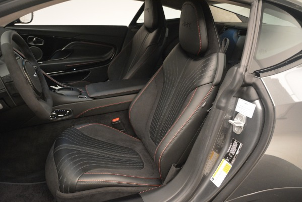 New 2019 Aston Martin DB11 V12 AMR Coupe for sale Sold at Bentley Greenwich in Greenwich CT 06830 15