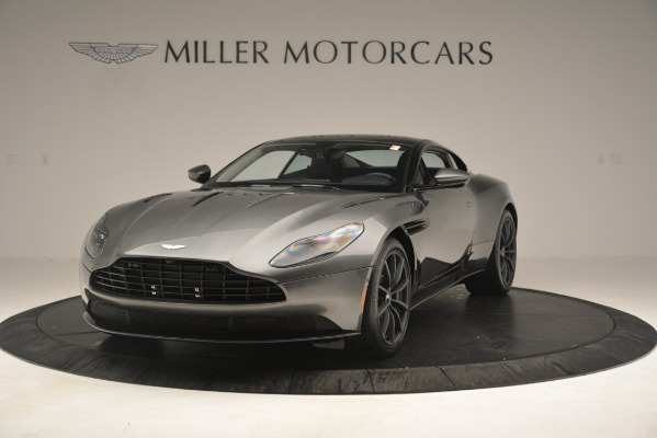 New 2019 Aston Martin DB11 V12 AMR Coupe for sale Sold at Bentley Greenwich in Greenwich CT 06830 2