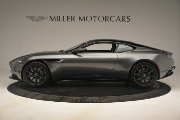 New 2019 Aston Martin DB11 V12 AMR Coupe for sale Sold at Bentley Greenwich in Greenwich CT 06830 3