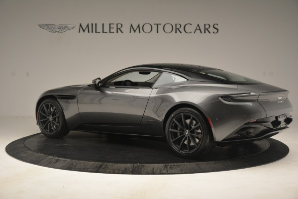 New 2019 Aston Martin DB11 V12 AMR Coupe for sale Sold at Bentley Greenwich in Greenwich CT 06830 4